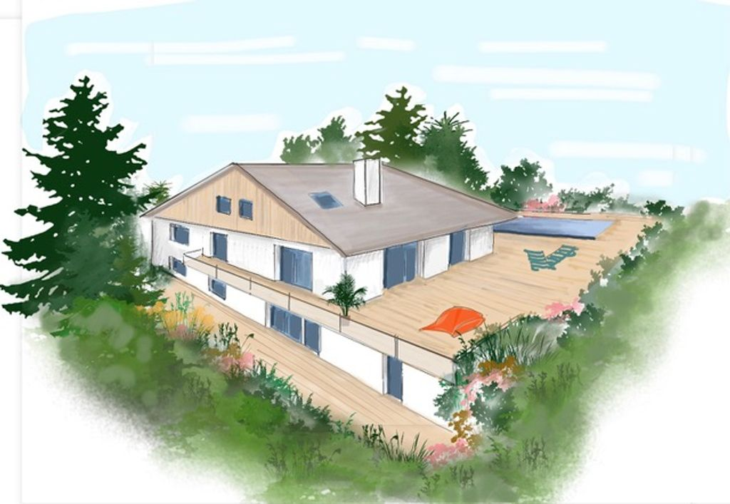 Achat maison 6chambres 230m² - Annecy