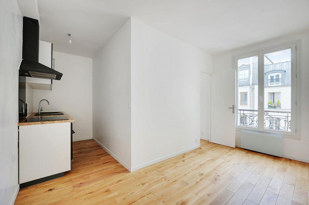 Achat appartement 2pièces 24m² - Paris 19ème arrondissement