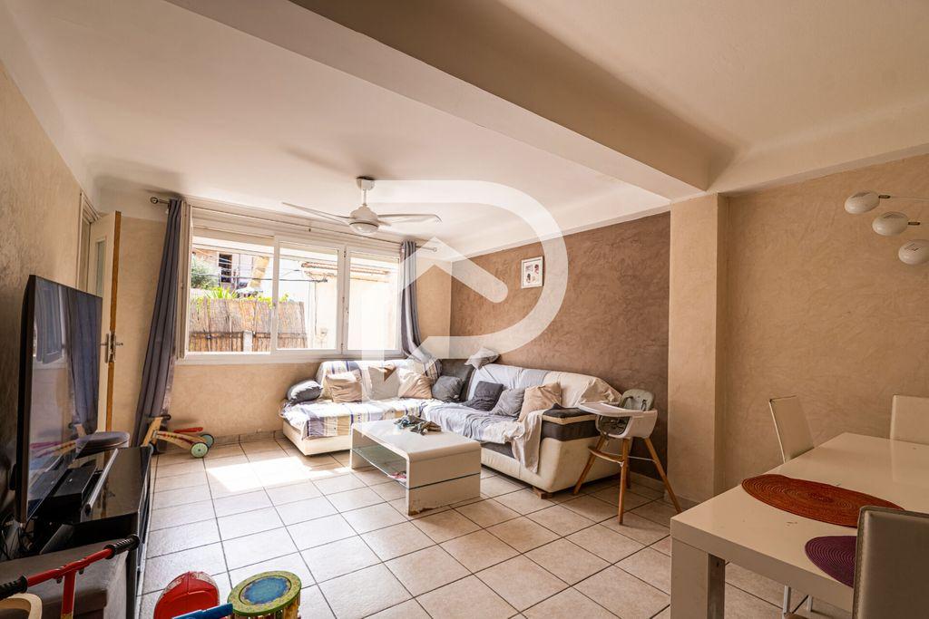 Achat appartement 3pièces 75m² - Marseille 3ème arrondissement