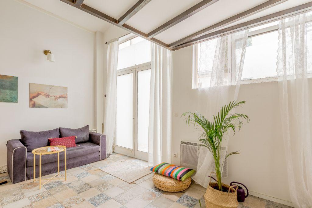 Achat duplex 2pièces 28m² - Paris 5ème arrondissement