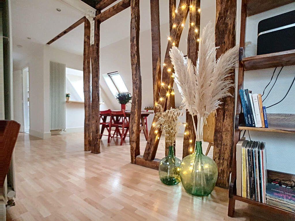 Achat appartement 3pièces 70m² - Paris 2ème arrondissement