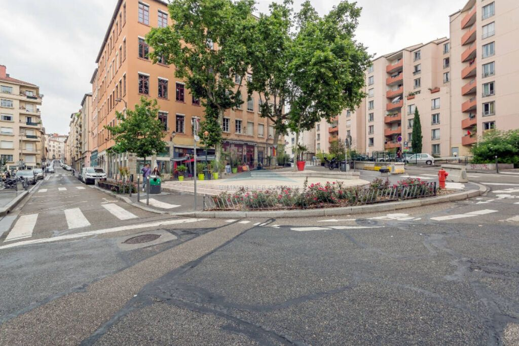 Achat appartement 2pièces 33m² - Lyon 1er arrondissement