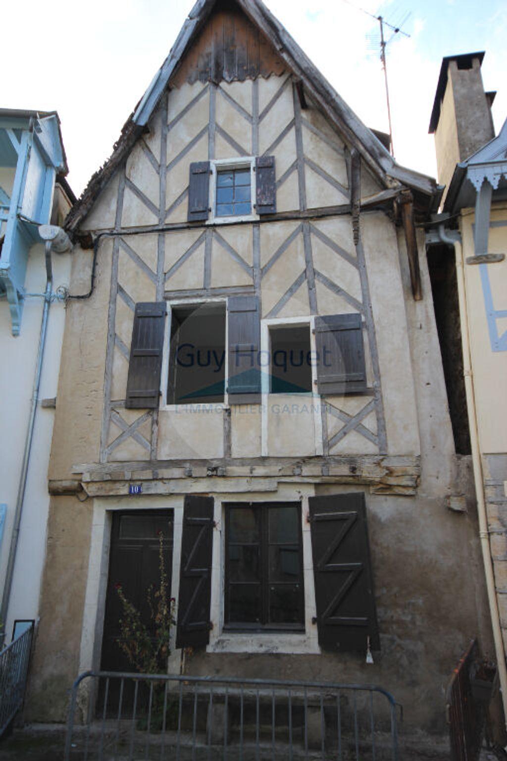 Achat maison 3chambres 107m² - Salies-de-Béarn