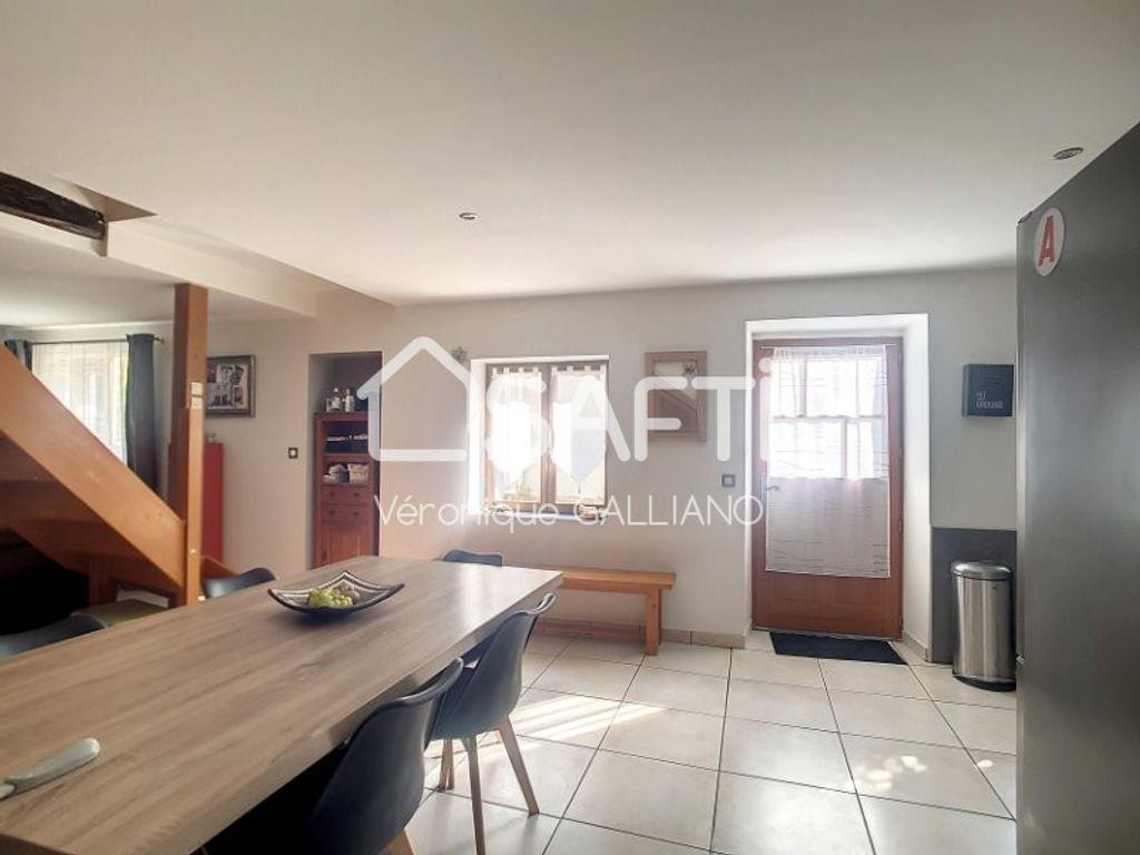 Achat maison 4 chambre(s) - Chanos-Curson