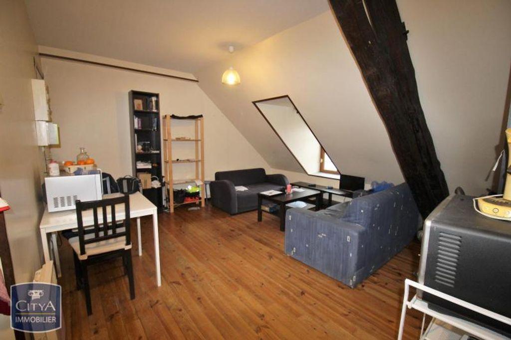 Achat appartement 2pièces 34m² - Saint-Amand-Montrond