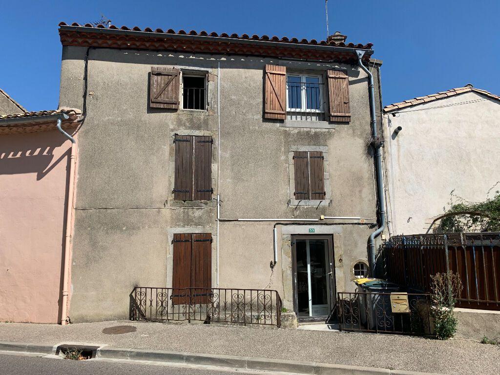 Achat maison 4chambres 101m² - Villemoustaussou