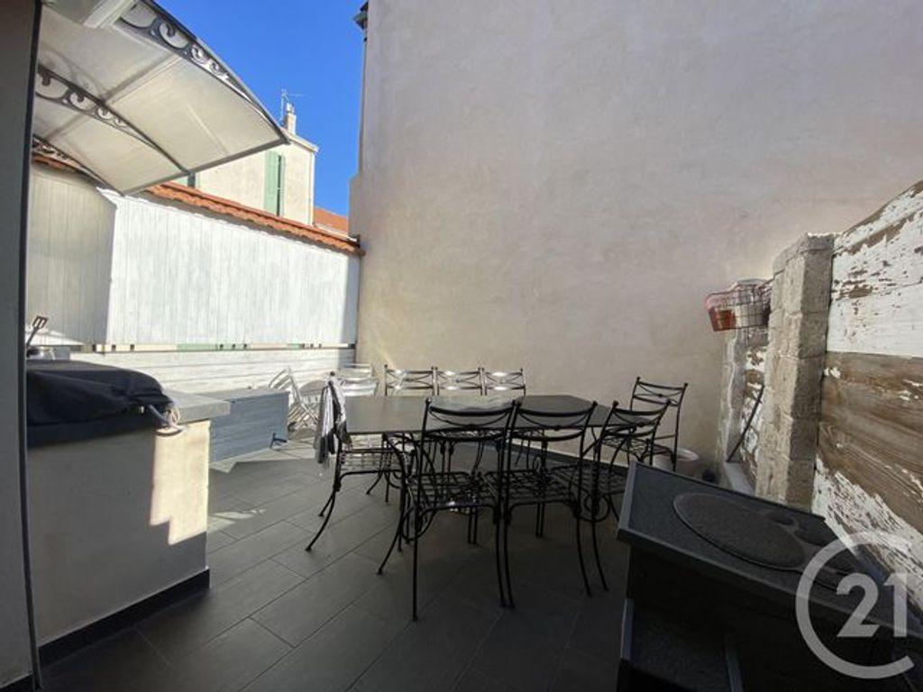 Achat duplex 3pièces 67m² - Marseille 16ème arrondissement