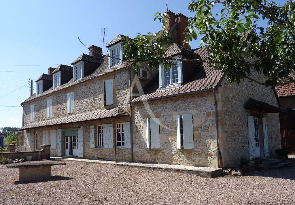 Achat maison 8chambres 260m² - Saint-Jean-aux-Amognes