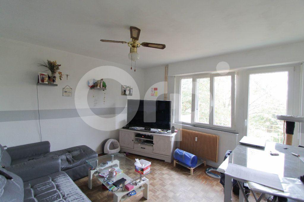 Achat appartement 4pièces 69m² - Mulhouse