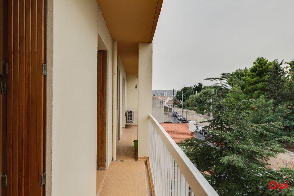 Achat appartement 3pièces 62m² - Marseille 3ème arrondissement