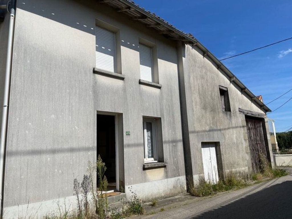 Achat maison 2chambres 75m² - Saint-Junien