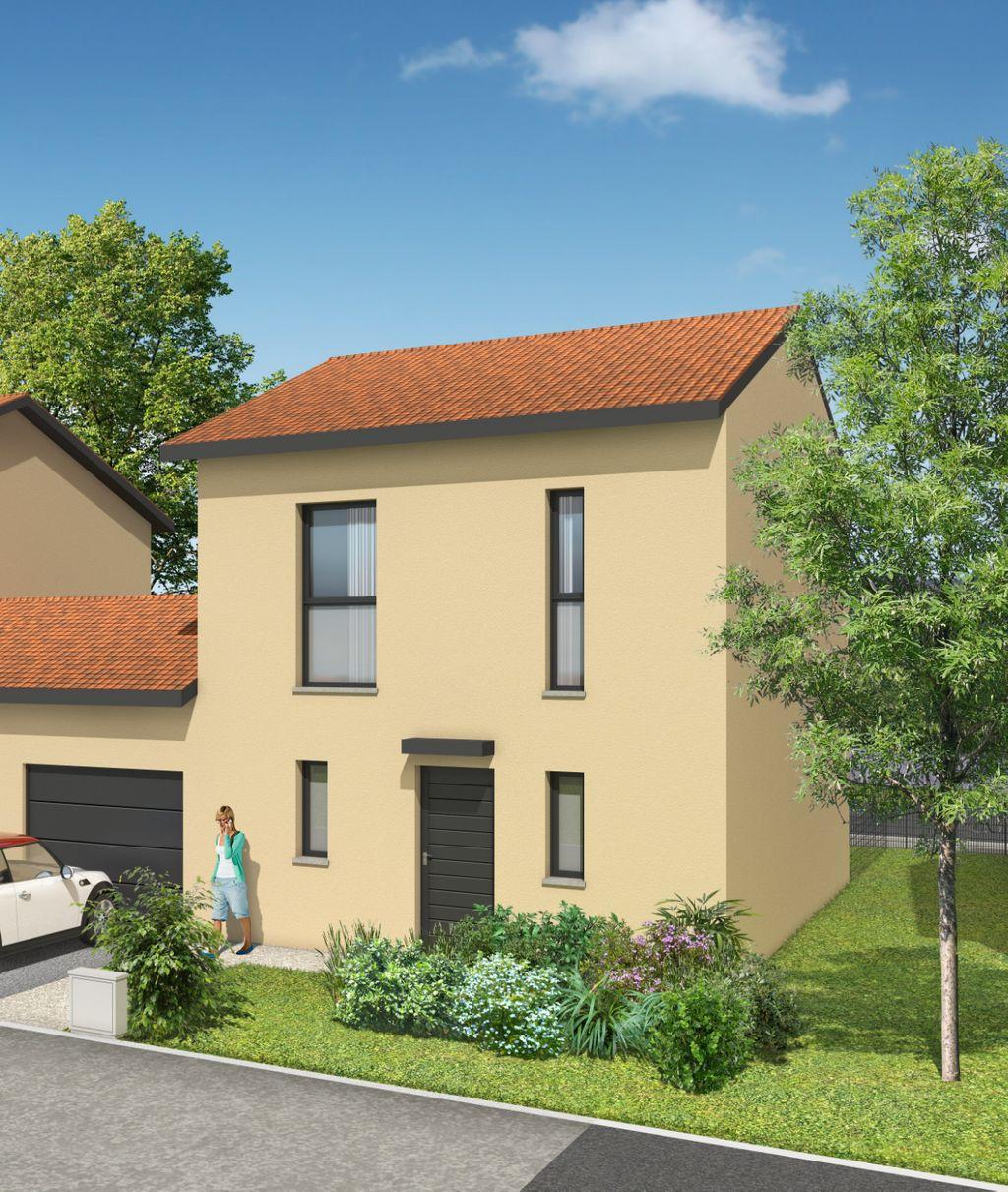 Achat duplex 4pièces 84m² - Villieu-Loyes-Mollon