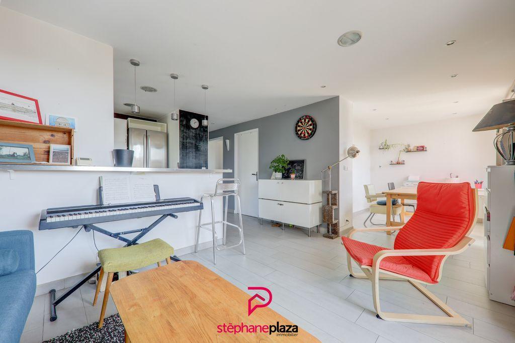 Achat appartement 3pièces 70m² - Lyon 8ème arrondissement