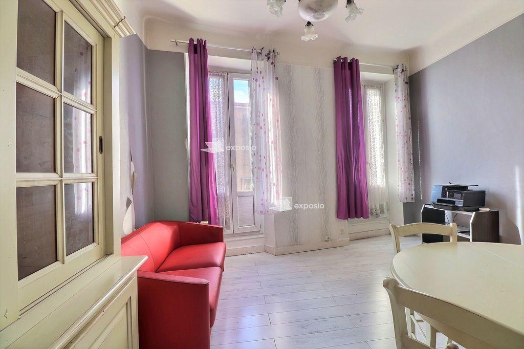 Achat appartement 2pièces 37m² - Marseille 12ème arrondissement
