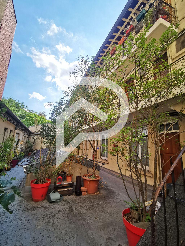 Achat studio 15m² - Paris 20ème arrondissement