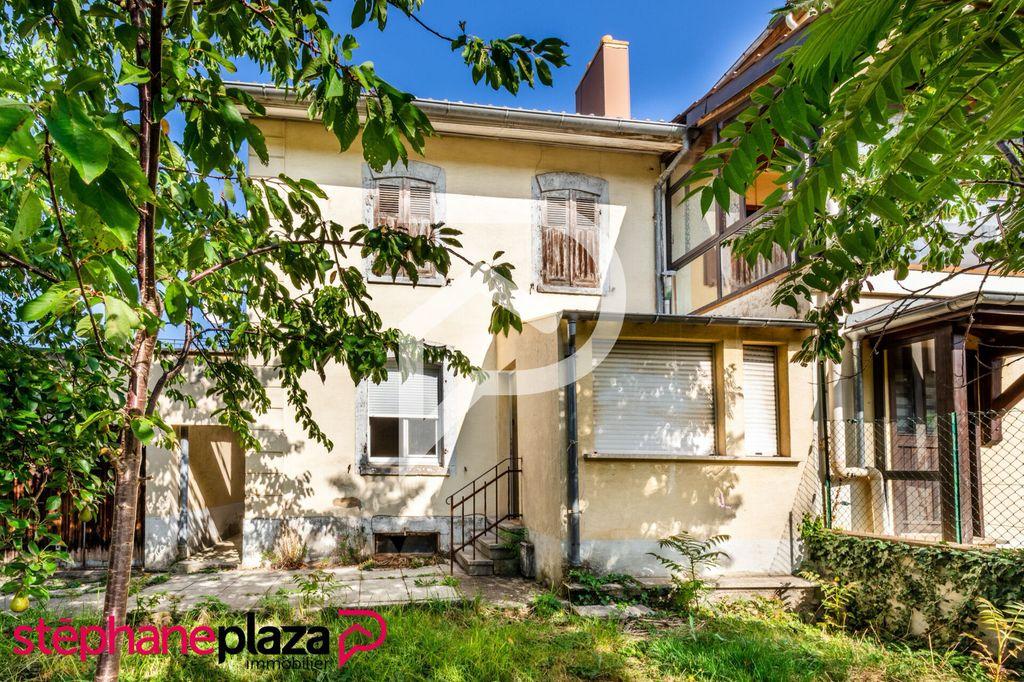 Achat maison 2chambres 60m² - Mulhouse