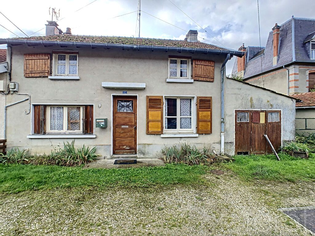 Achat maison 1chambre 65m² - Seuil-d'Argonne