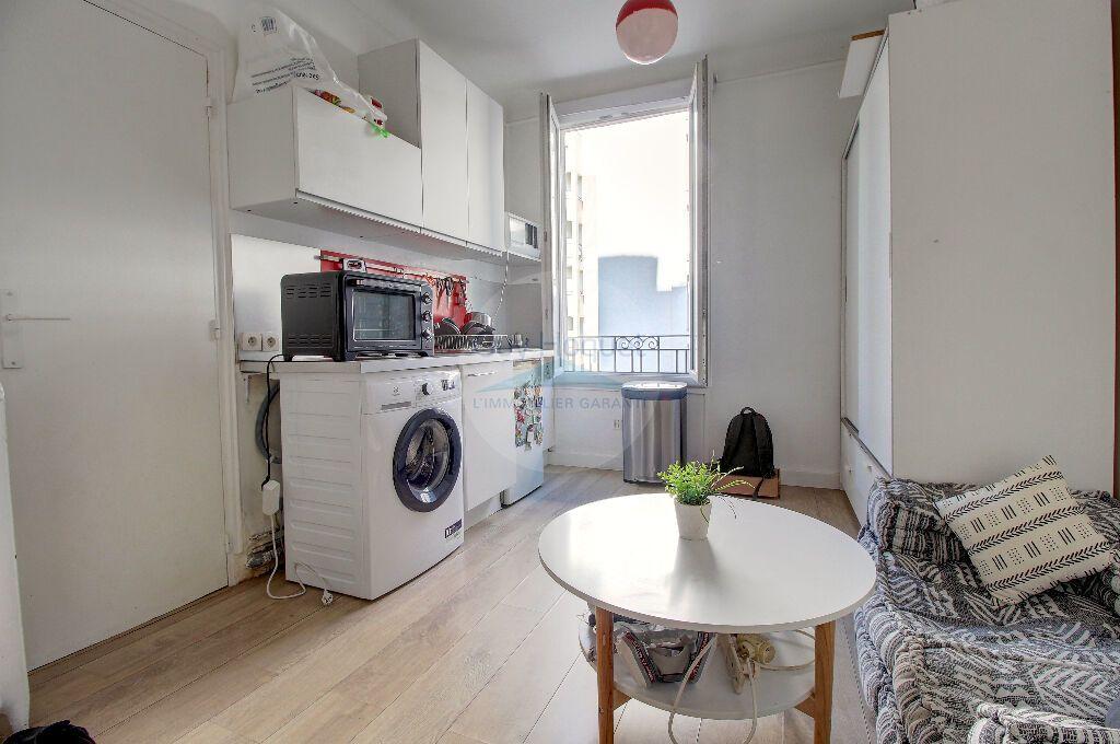 Achat appartement 2pièces 24m² - Paris 20ème arrondissement