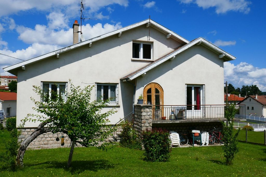 Achat maison 4chambres 125m² - Sainte-Sigolène