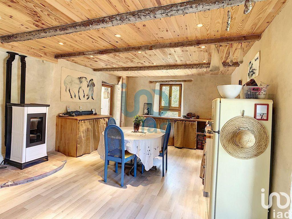 Achat maison 1 chambre(s) - Saint-Félix-de-Pallières