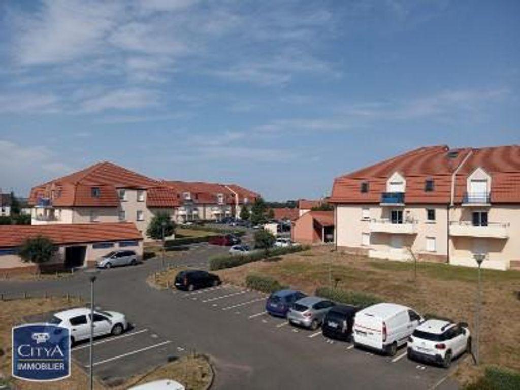 Achat appartement 2pièces 46m² - Avion