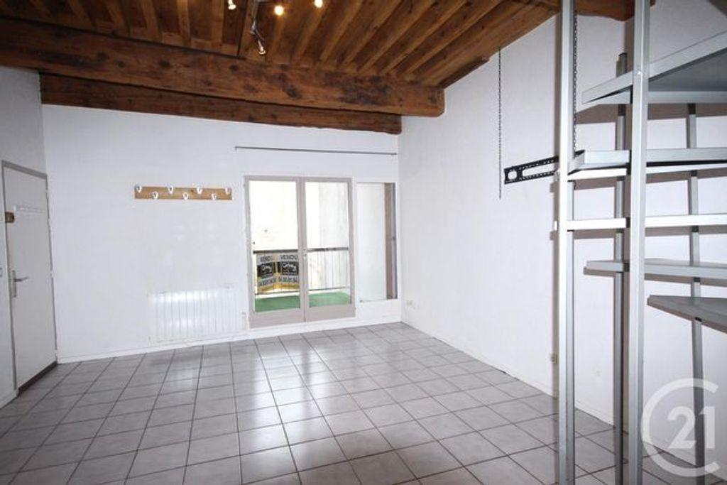 Achat duplex 2pièces 48m² - Rumilly