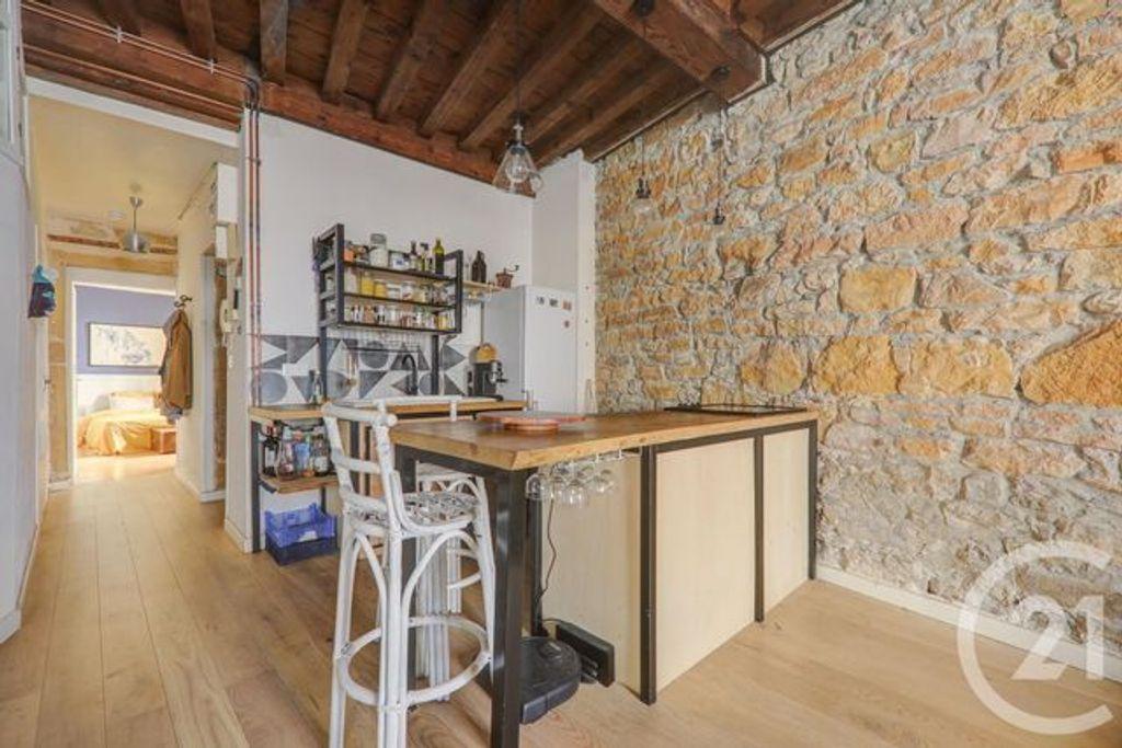 Achat appartement 2pièces 57m² - Lyon 1er arrondissement