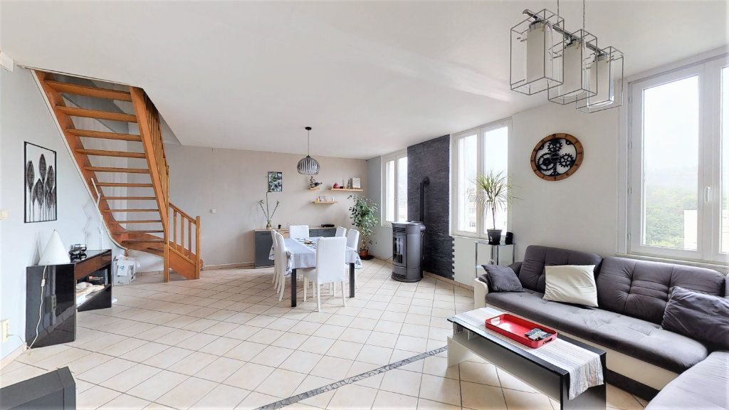 Achat duplex 4pièces 82m² - Saint-Étienne