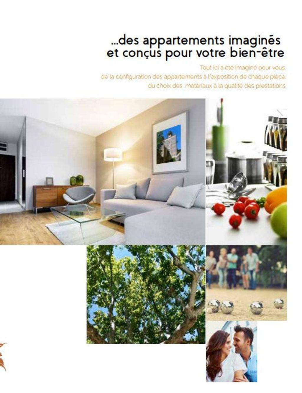 Achat appartement 3 pièce(s) Bernis