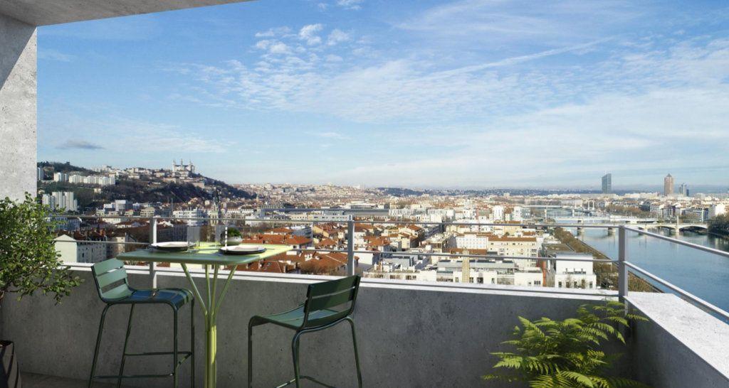 Achat appartement 3pièces 70m² - Lyon 2ème arrondissement