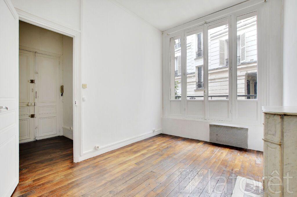 Achat studio 32m² - Paris 7ème arrondissement