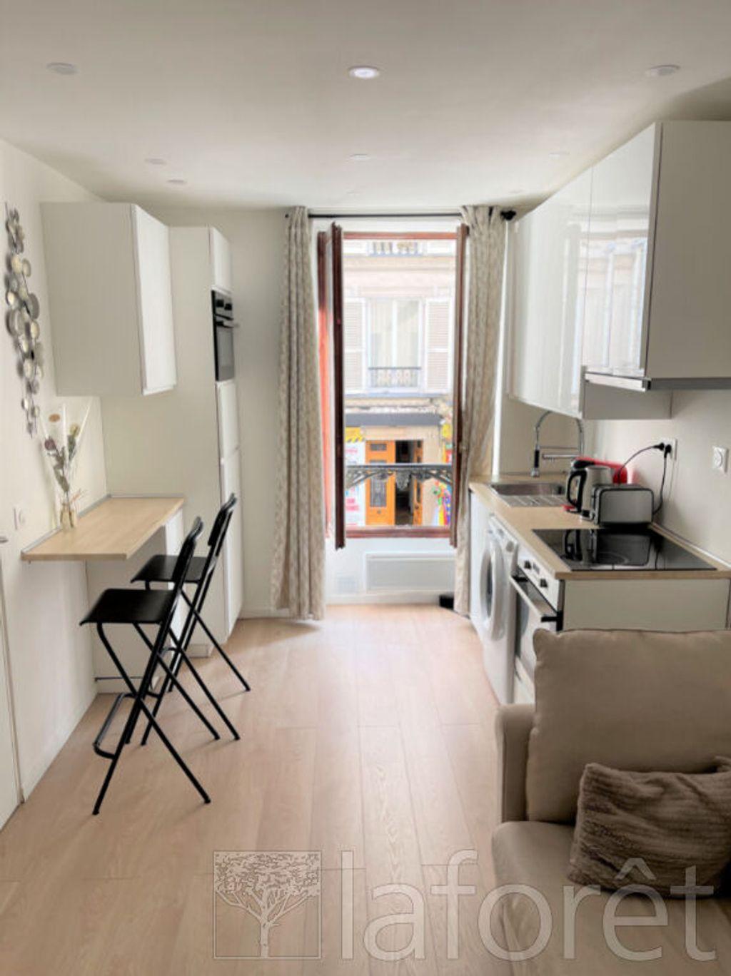 Achat appartement 2pièces 26m² - Paris 9ème arrondissement