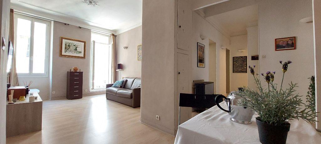 Achat appartement 2pièces 62m² - Marseille 4ème arrondissement