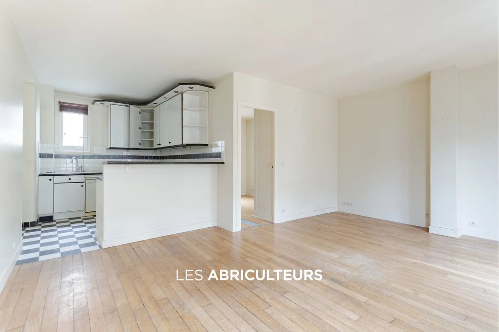 Achat appartement 2pièces 48m² - Paris 4ème arrondissement