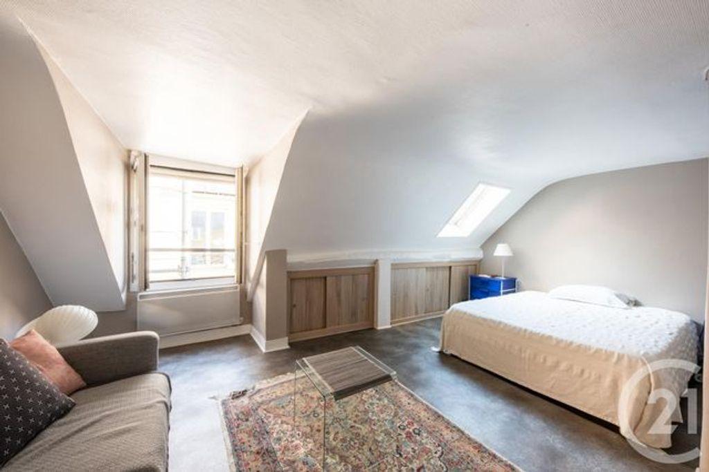 Achat studio 22m² - Paris 6ème arrondissement