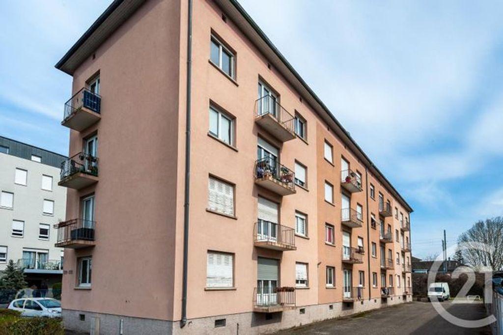 Achat appartement 4pièces 71m² - Strasbourg