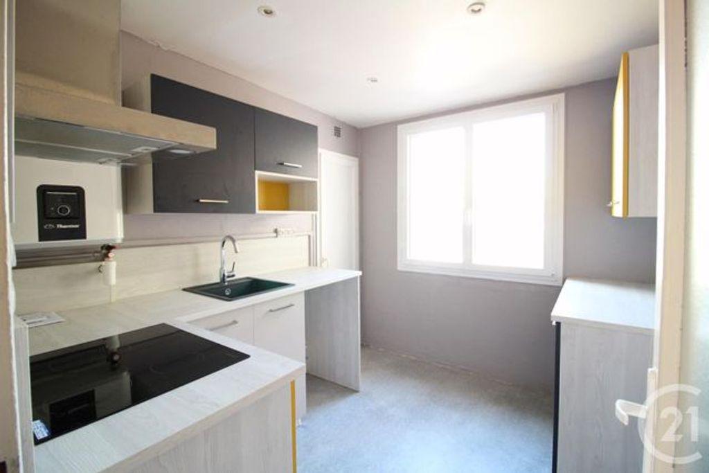 Achat appartement 3pièces 55m² - Grenoble