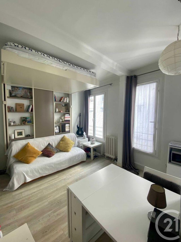 Achat studio 20m² - Paris 15ème arrondissement