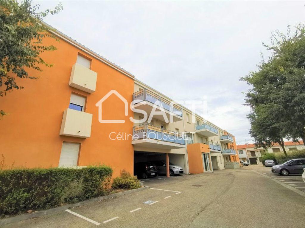 Achat appartement 3pièces 56m² - Nîmes
