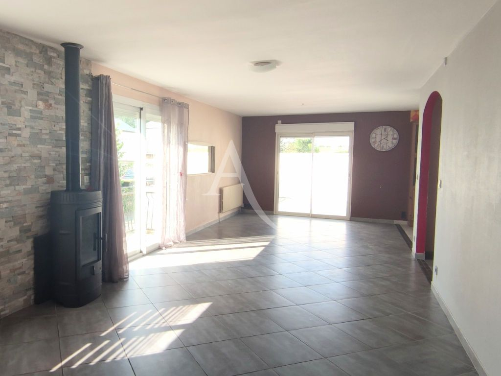 Achat maison 3chambres 98m² - Angers