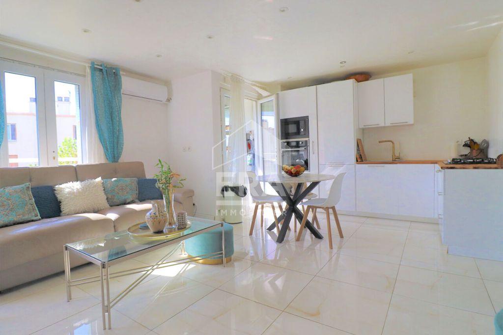 Achat appartement 4pièces 65m² - Marseille 9ème arrondissement