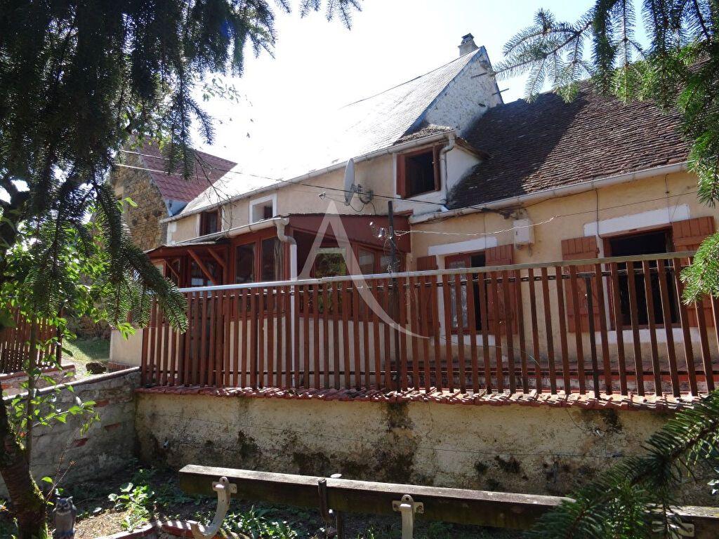 Achat maison 3chambres 126m² - Montenoison