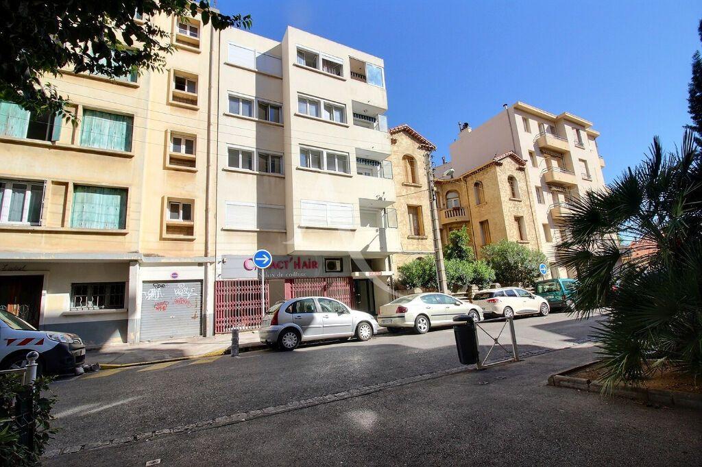 Achat appartement 2pièces 52m² - Toulon