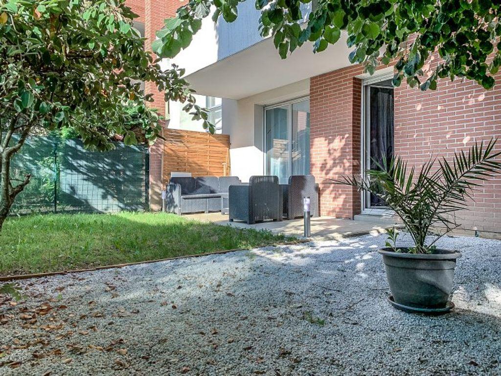 Achat appartement 2pièces 46m² - Toulouse