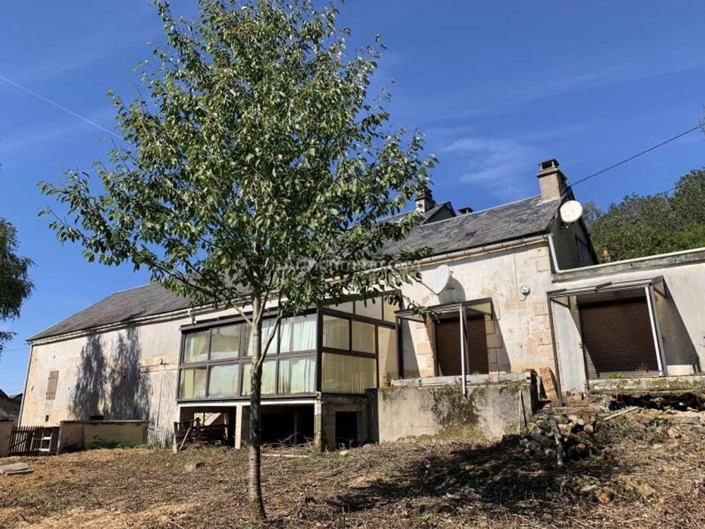 Achat maison 2chambres 81m² - Gien-sur-Cure