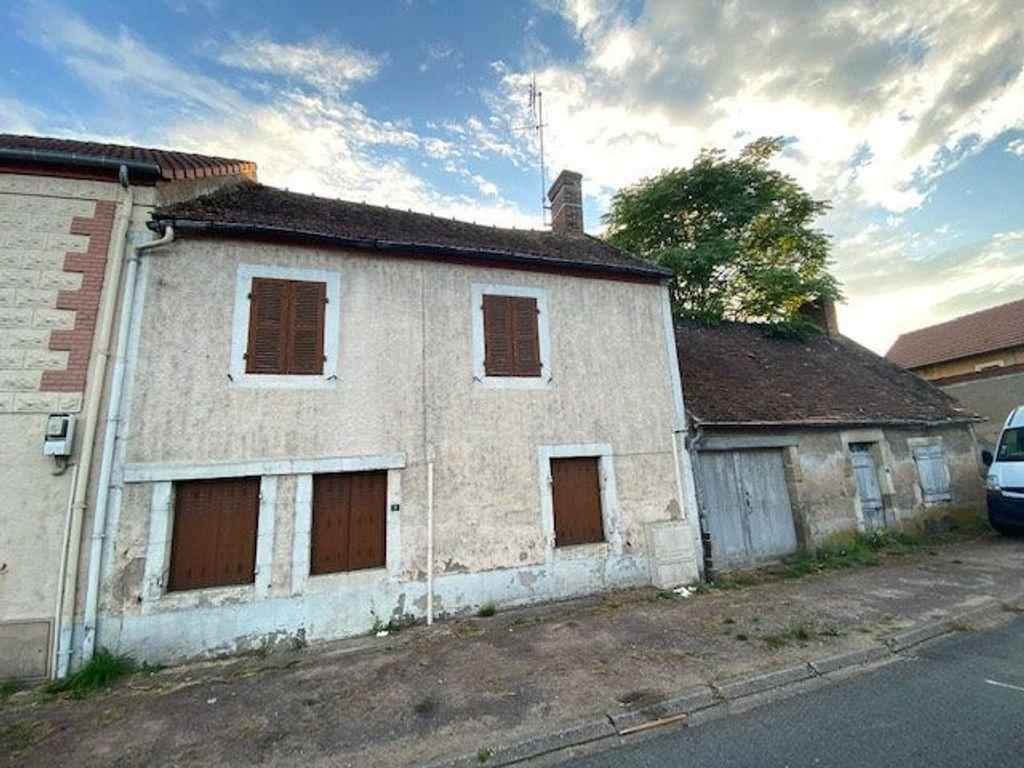 Achat maison 3chambres 81m² - Meaulne-Vitray
