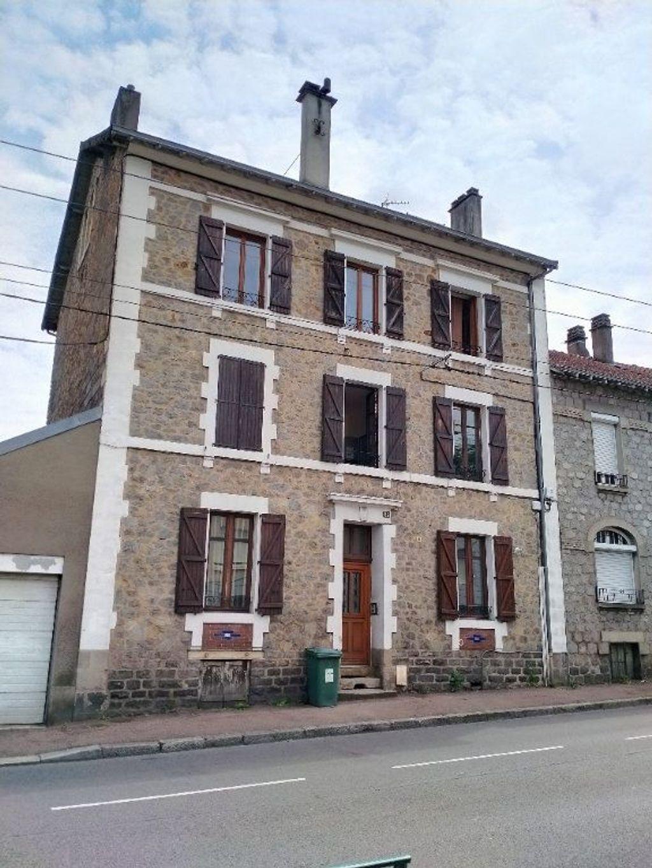 Achat appartement 4pièces 52m² - Limoges