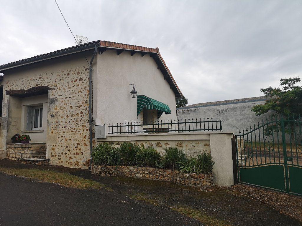 Achat maison 2chambres 85m² - Taponnat-Fleurignac