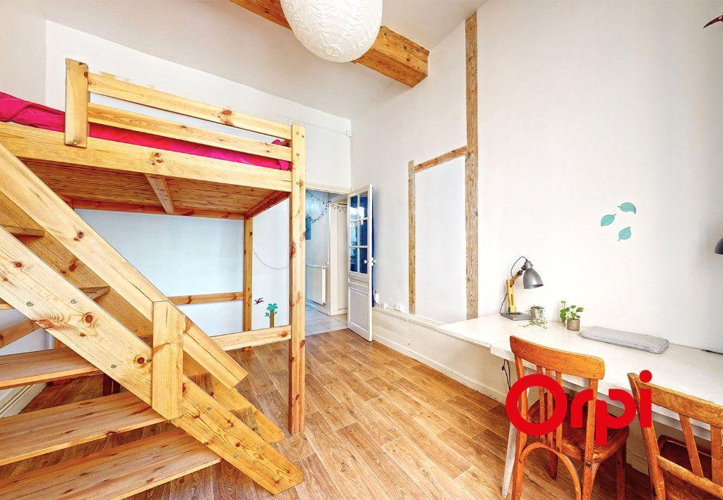 Achat appartement 3pièces 54m² - Lyon 9ème arrondissement