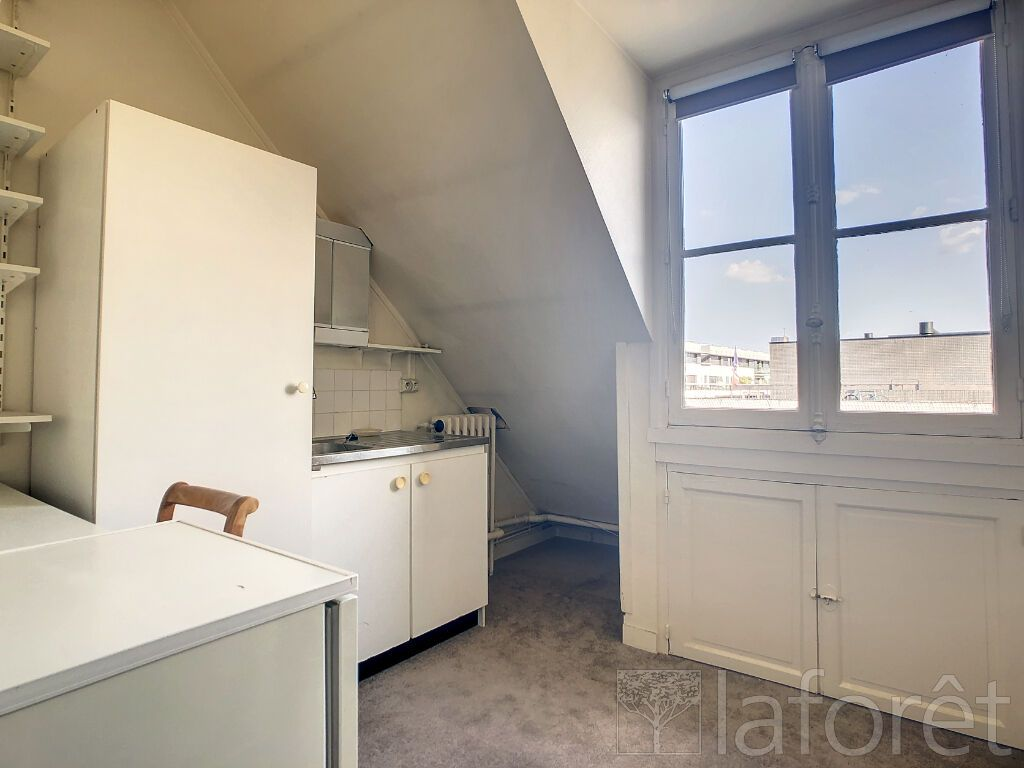 Achat studio 12m² - Paris 15ème arrondissement